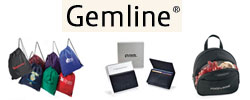 • Gemline (tote bags/ attaches/ sport bags)